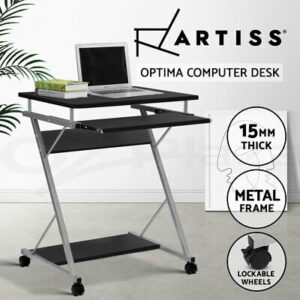 Modern Portable Laptop Computer Desk  Student Office Metal  | eBay