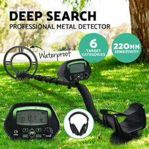 Metal Detector Deep Sensitive Searching Gold Digger Treasure Hunter LCD | Products On Sale
