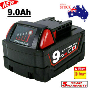 Milwaukee M18 Lithium XC 9.0 AH Extended Capacity Battery 48-11-1890  | Products On Sale